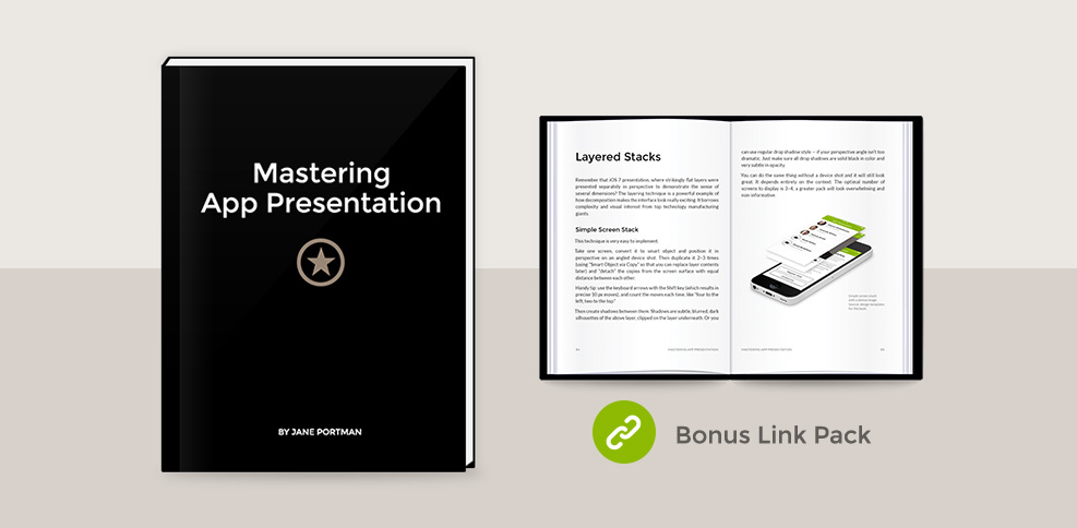 Mastering App Presentation: Bonus Link Pack
