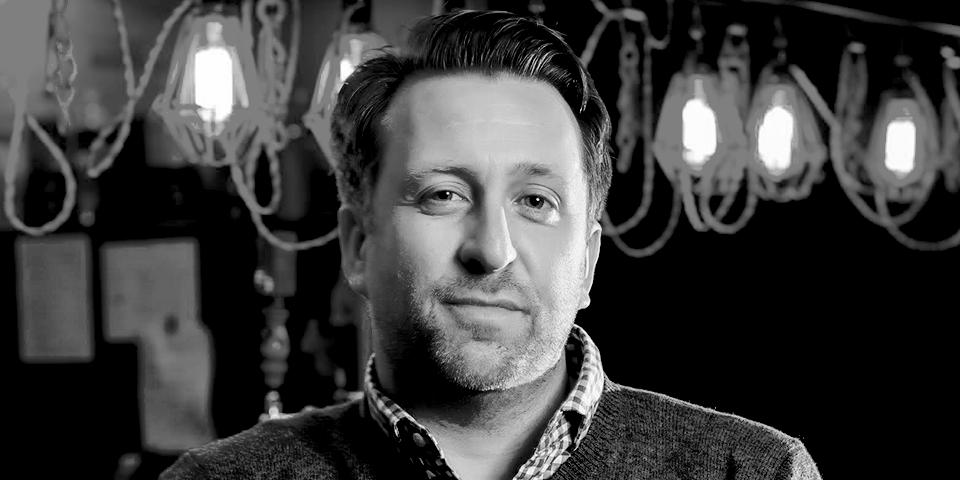 Portrait of Eric White