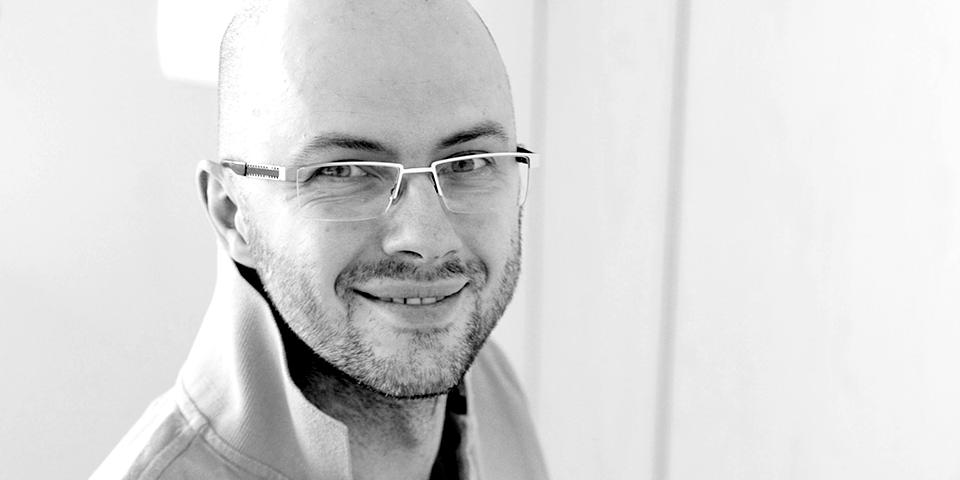 Portrait of Alex Yumashev