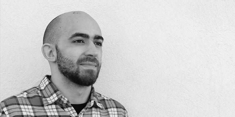 Portrait of Sacha Greif