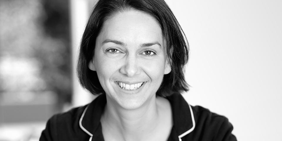 Portrait of Francesca Geens
