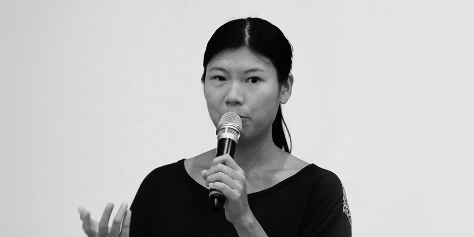 Portrait of Jenny Shen