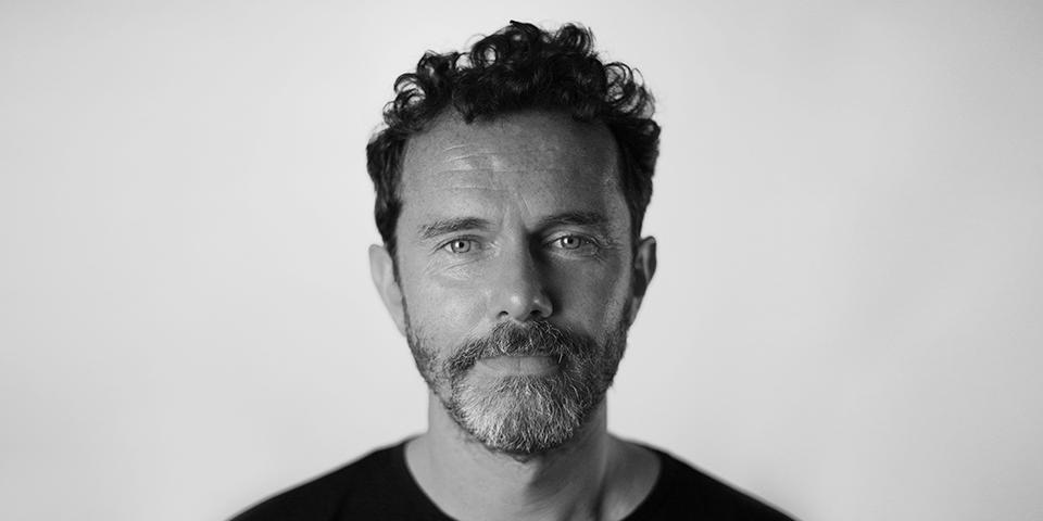 Portrait of Joe Macleod