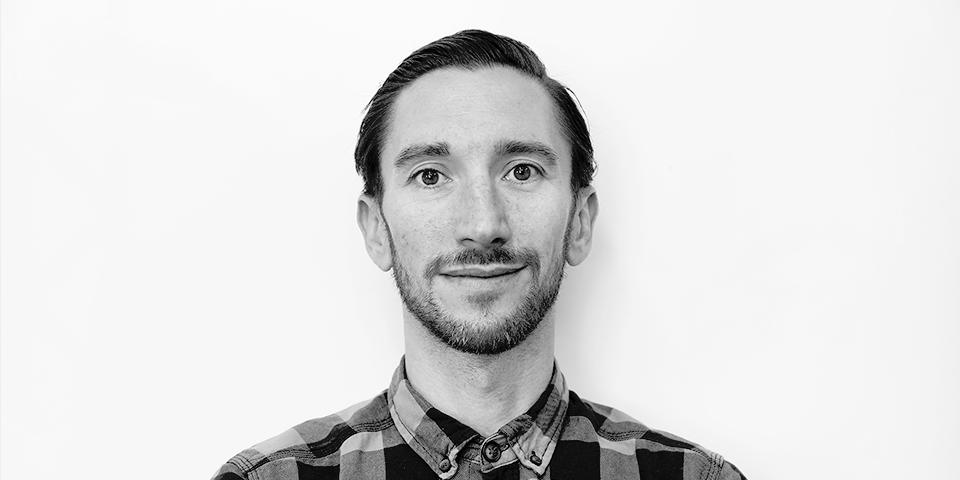 Portrait of Dan Nessler