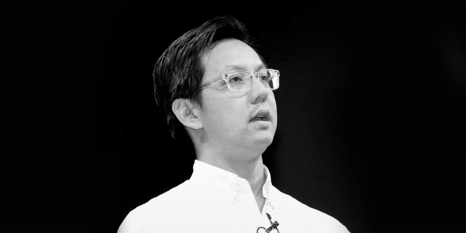Portrait of Khoi Vinh