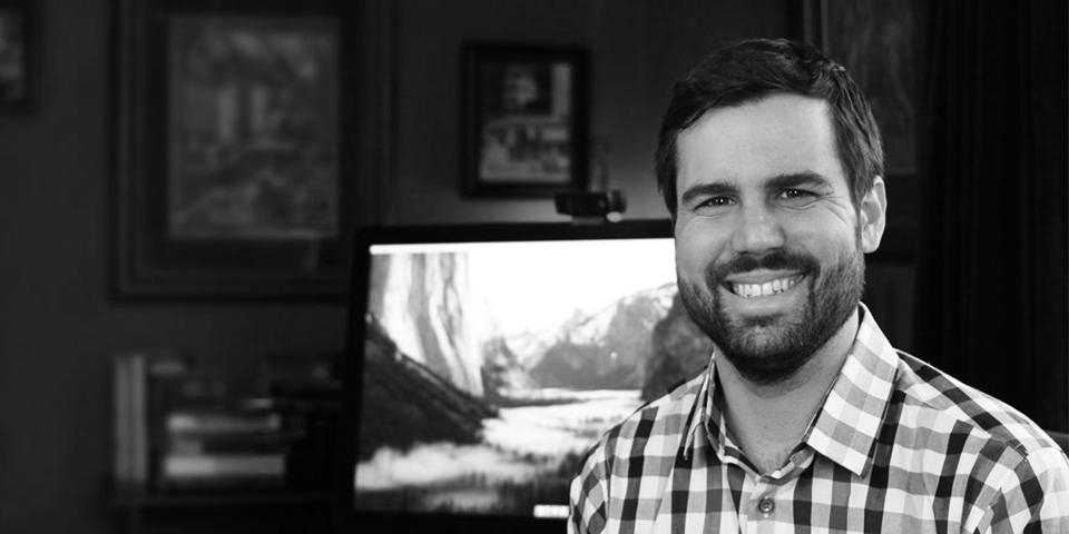Portrait of Brennan Dunn