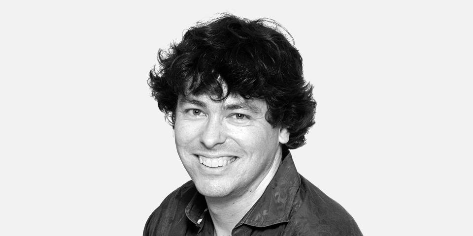 Portrait of Brian O'Neill