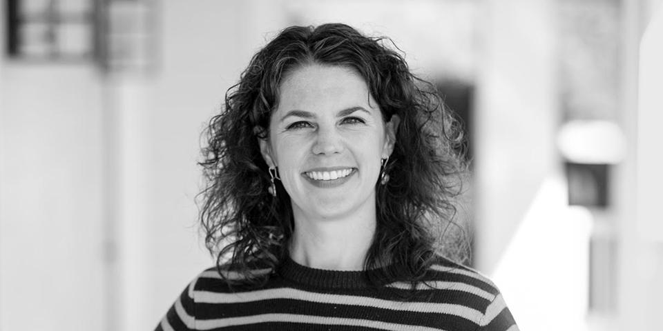Portrait of Amy Bucher
