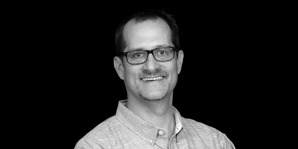 Portrait of Jim Kalbach