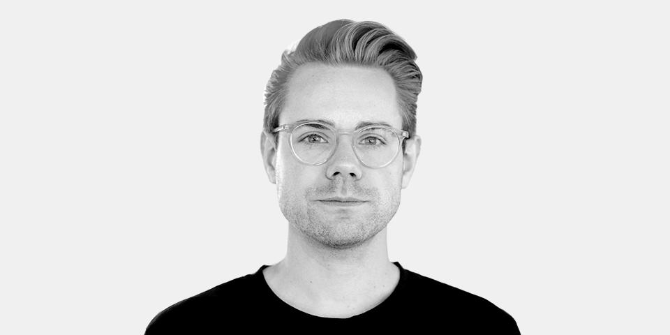 Portrait of Sebastian Stockmarr