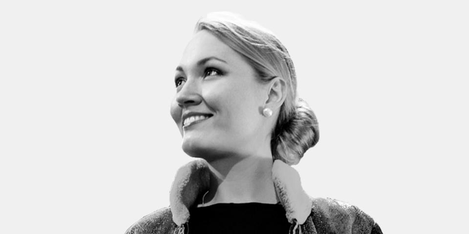 Portrait of Ekaterina Solomeina