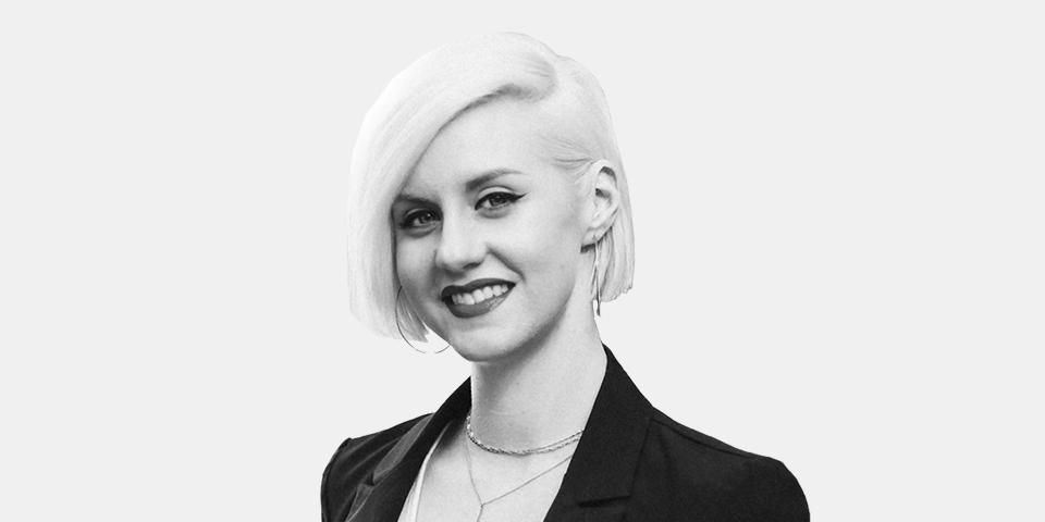 Portrait of Claire Suellentrop