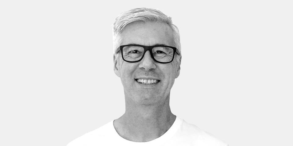Portrait of Steve McLeod