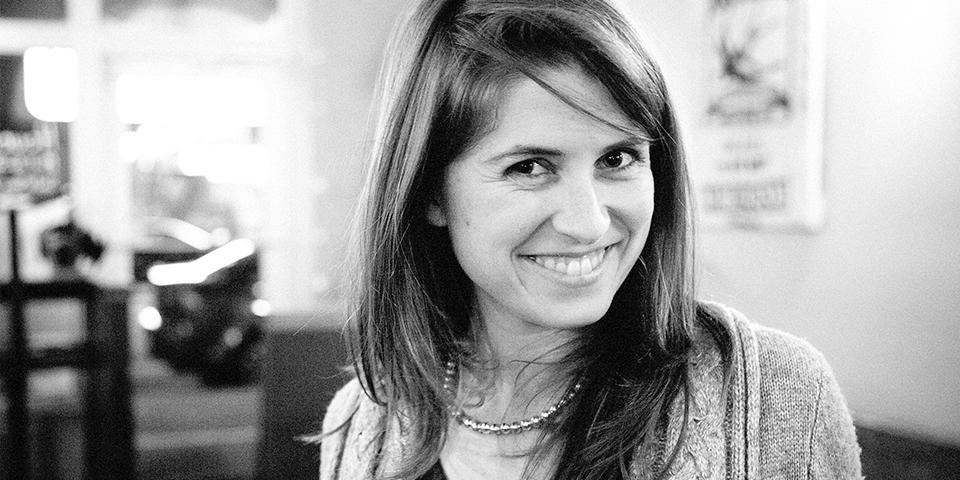 Portrait of Alli Blum