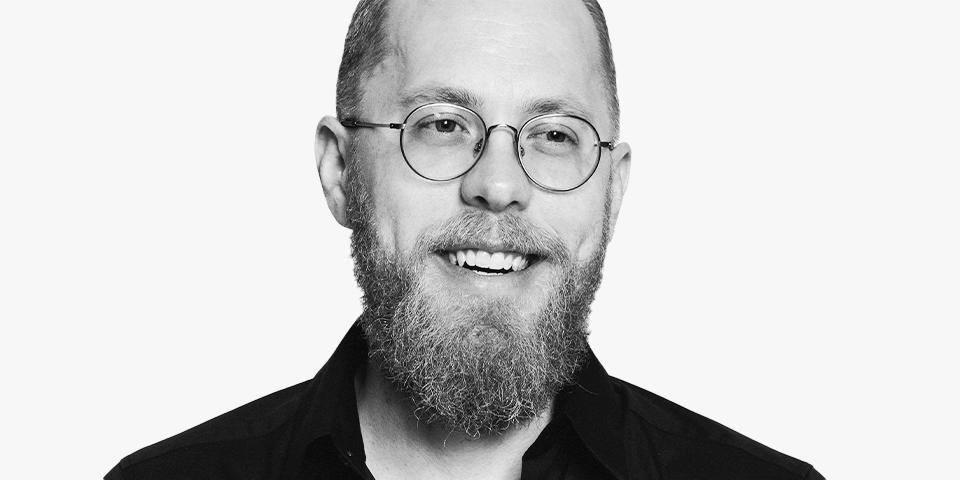 Portrait of Douglas Ferguson