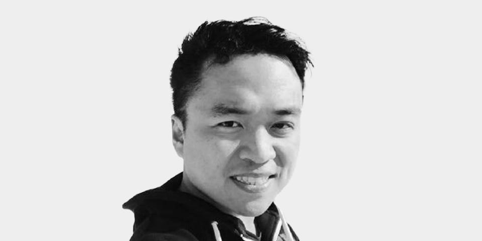 Portrait of Shawn Wang