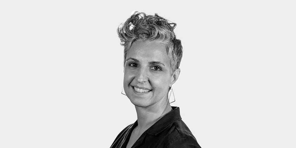 Portrait of Eleni Stathoulis